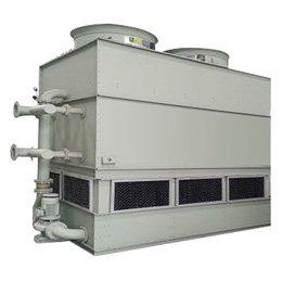 Evaporative condensing unit