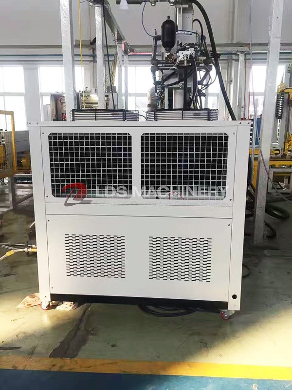 industrial chiller for hydraulic system