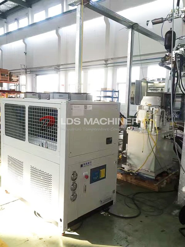 hydraulic oil indirect cooling machine