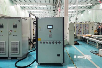 Temperature controll for transmission/ Gearbox Inspection