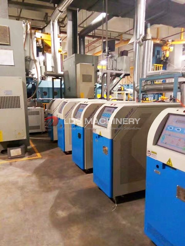 Water Temperature Control Unit for Cable Production Line 1