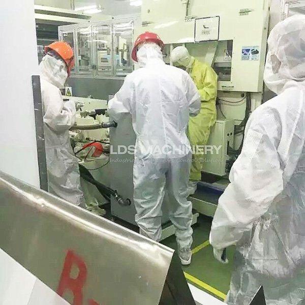 Pharmaceutical reactor temperature control