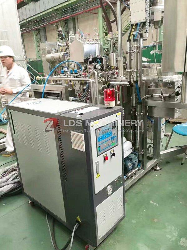 heating machine for reactor