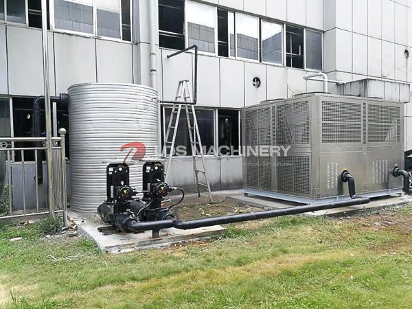 customized air cooled large chiller