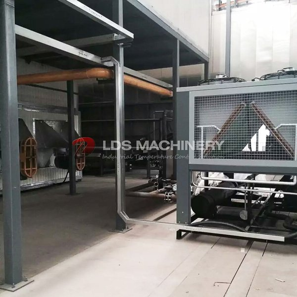 water chiller for painting process